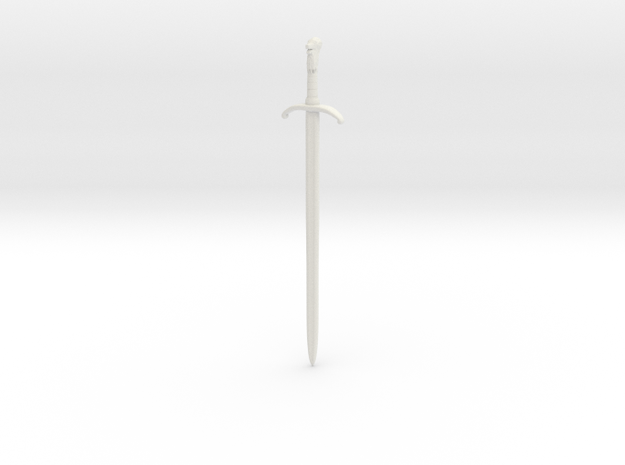 1/6 Game of Thrones sword Longclaw
