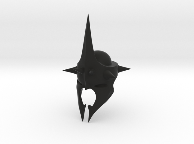 Witchking of Angmar Helmet (LEGO compatible)