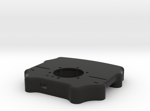 Button Enclosure - Style 2 - Mod 30, Mod 88, Sparc in Black Strong & Flexible