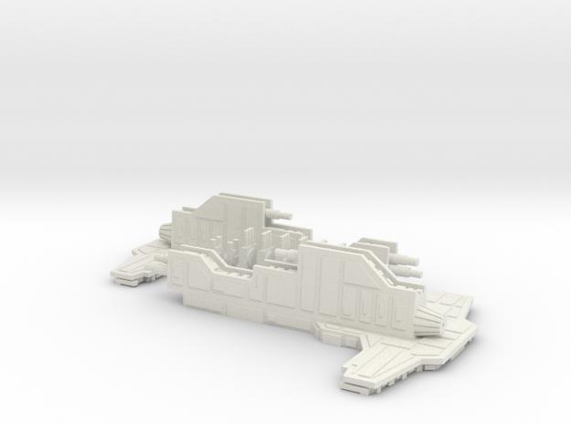 ELC CA Kit in White Natural Versatile Plastic