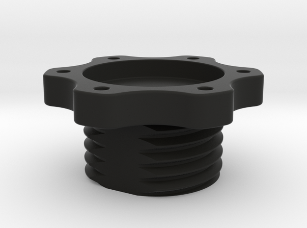 Thrustmaster 70mm Adapter in Black Strong & Flexible