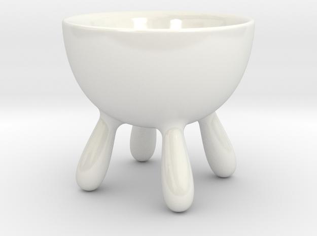 Milky Breakfast Bowl ø8cm H7.5cm