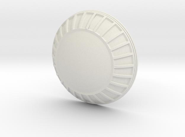NX Observation Dome For Lunar Models Excelsior in White Natural Versatile Plastic
