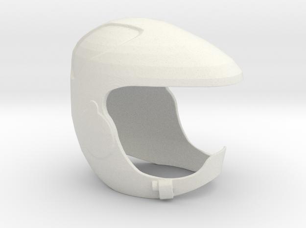 Viper Pilot Helmet (Battlestar Galactica TRS), 1/6