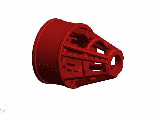 GCM114-03-04 - Combo 20mm Speaker + Recharge port in White Natural Versatile Plastic