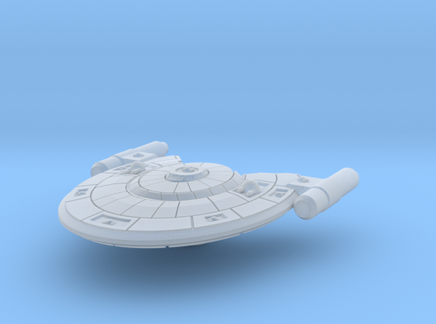 Colonial Carrier Escort in Smooth Fine Detail Plastic