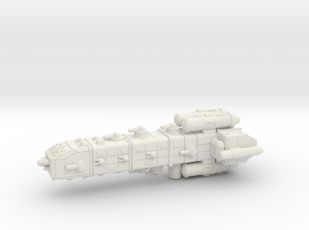 Colonial Battle Cruiser