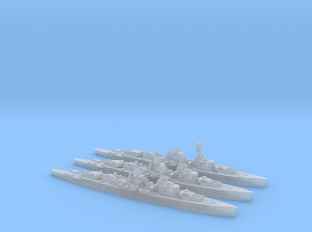 Lutzow (Deutschland class) 1/4800 x3