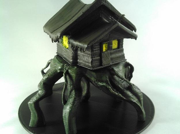 Baba Lysaga's Creeping Hut