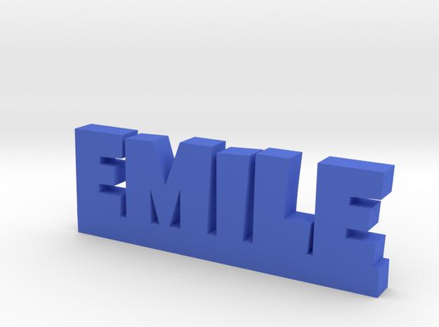 EMILE Lucky in Blue Processed Versatile Plastic