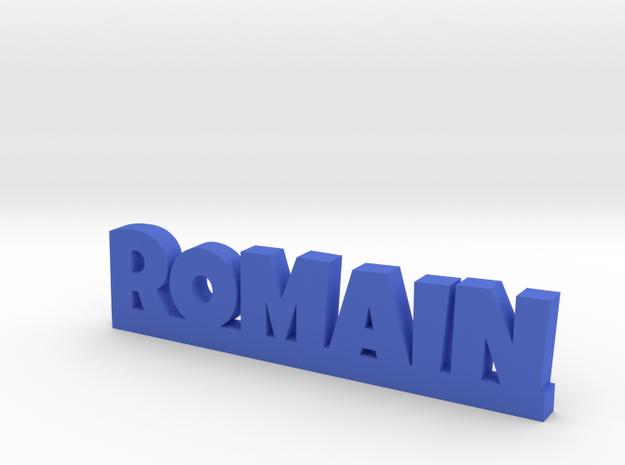 ROMAIN Lucky in Blue Processed Versatile Plastic