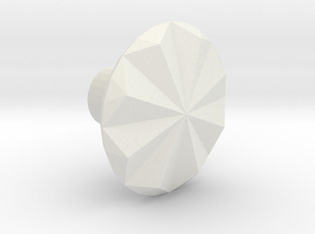 Sol in White Natural Versatile Plastic