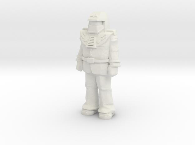 Miles Mayhem, standing, 35mm Mini