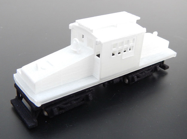 CNSM 452 453 454 457 Set 3d printed Assembled parts