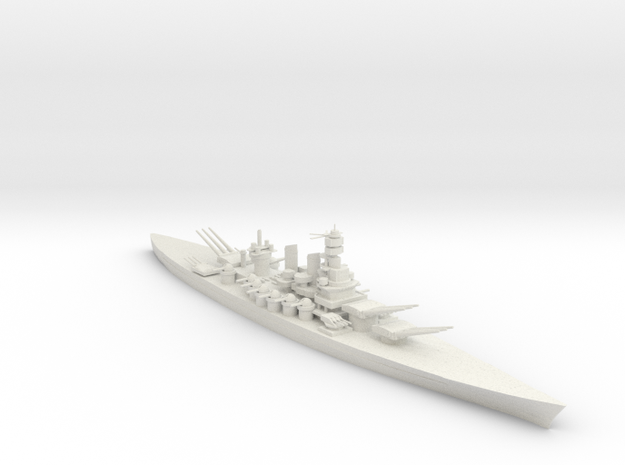 SS Littorio battleship