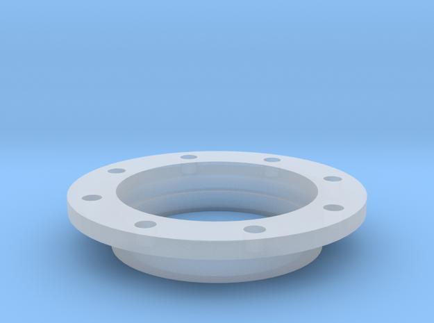 Kugelblende 100 Widerlager in Smooth Fine Detail Plastic