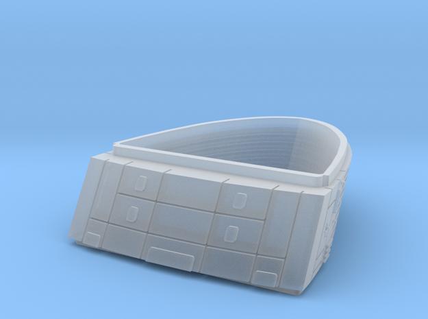 Ambassador-Excelsior Neck #1 in Smooth Fine Detail Plastic