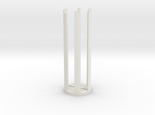 Vader MPP Grip Guide (ESB style) in White Natural Versatile Plastic
