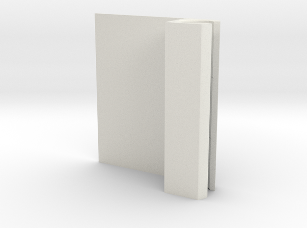 Apple Pencil Holder in White Strong & Flexible