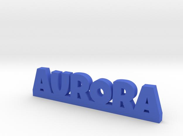 AURORA Lucky in Blue Processed Versatile Plastic