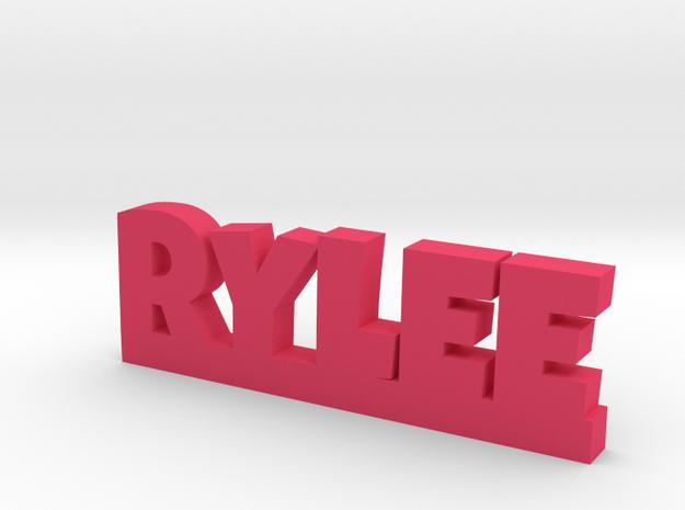 RYLEE Lucky in Pink Processed Versatile Plastic