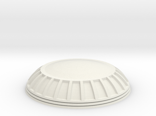 NX-2000 Observation Dome For Lunar Models Excelsio in White Strong & Flexible