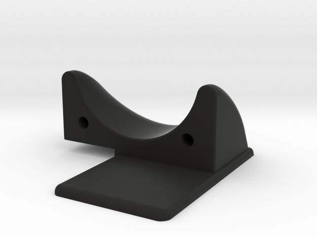 Xray XB4 / YZ4 SF / SWORKz S14.3 Fan Mount in Black Natural Versatile Plastic