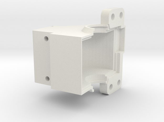 LA-32-F-M in White Natural Versatile Plastic