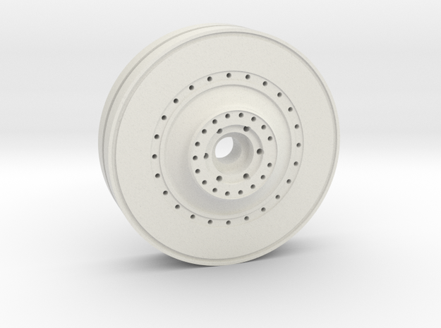 E-100 inner wheel in White Strong & Flexible