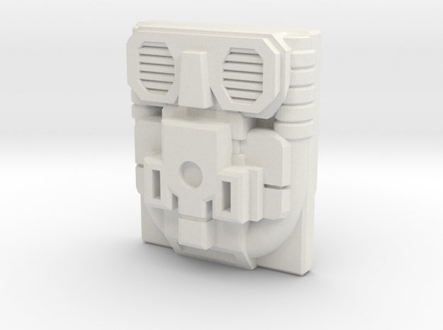 Hi-Q PowerMaster Engine (Titans Return) in White Natural Versatile Plastic