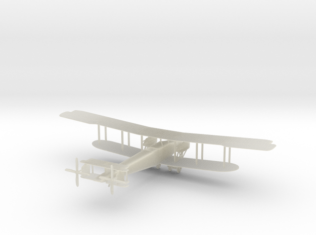 1/144 Handley Page O/400  in Transparent Acrylic