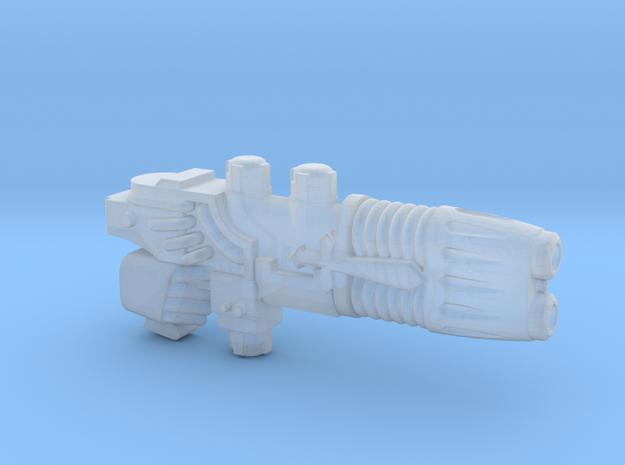 Plasma Repeating Shotgun in Smooth Fine Detail Plastic