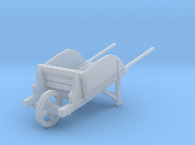 18th Century Wheelbarrow w/ Sides 1/35 in Frosted Ultra Detail
