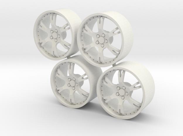 Set Sporz² Huracan Aoshima in White Natural Versatile Plastic