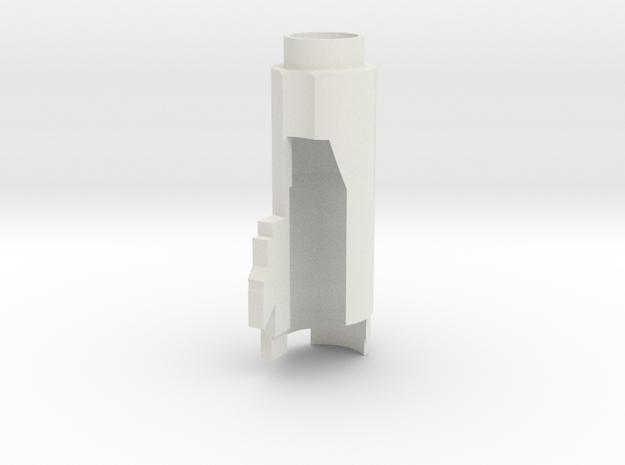 KJW HiCapa/1911 Chamber Base in White Natural Versatile Plastic