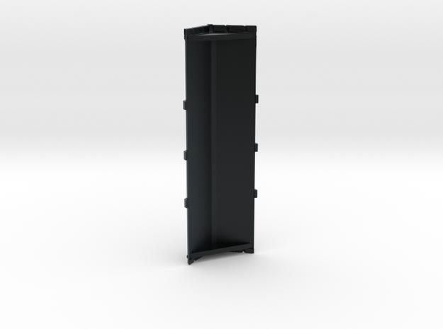 Bavarian Manson Ammunition Wagon Box Cap  in Black Hi-Def Acrylate