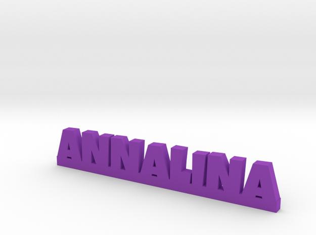 ANNALINA Lucky in Purple Processed Versatile Plastic