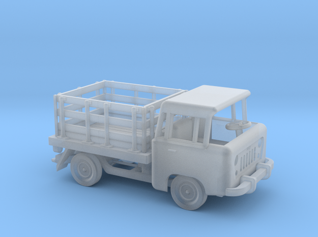 1959 FC150 Stakebed Pickup Truck in Smooth Fine Detail Plastic: 1:160 - N