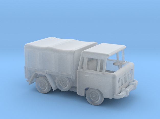 1959 FC150 Pickup Truck with Canvas Top in Frosted Ultra Detail: 1:160 - N