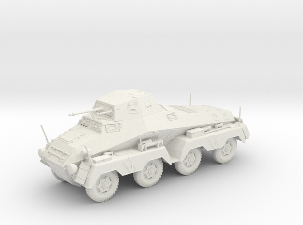 Sd.kfz 231 8 rad 1:48 28mm wargames