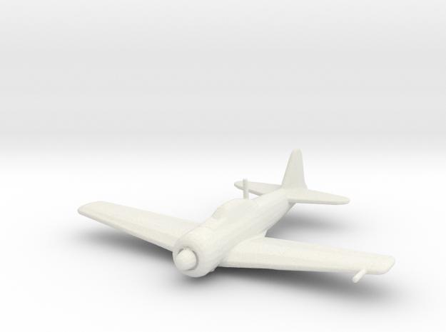 Mitsubishi A6M3  'Zeke' (Zero/Hamp) in White Natural Versatile Plastic: 1:200