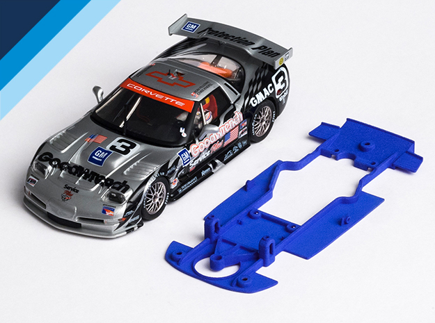 1/32 Fly Chevrolet Corvette C5-R Chassis S.it AW