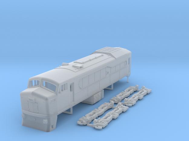 N Scale RF-615e locomotive