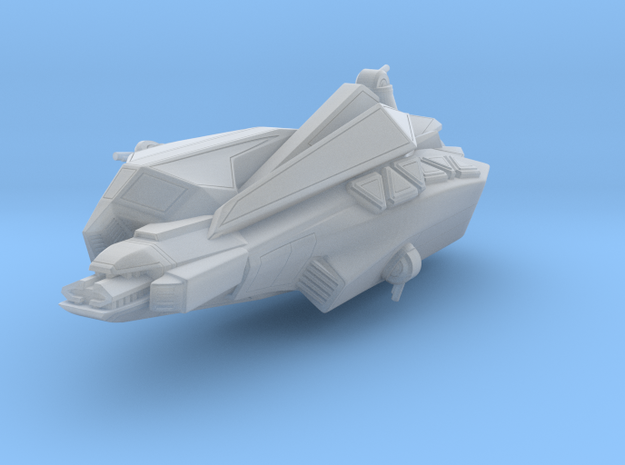 1:1000 - Anubis: Stealth Ship_100mm [The Expanse]