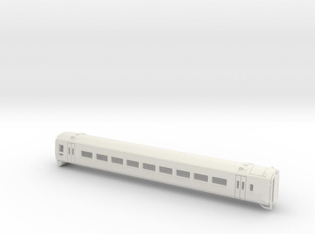 Class 158 version 2 TT in White Strong & Flexible