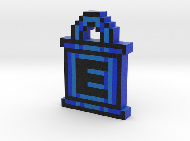 E-Tank Keychain