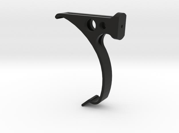 Mobile Phone mount Lotus Elise / Exige for System  in Black Natural Versatile Plastic