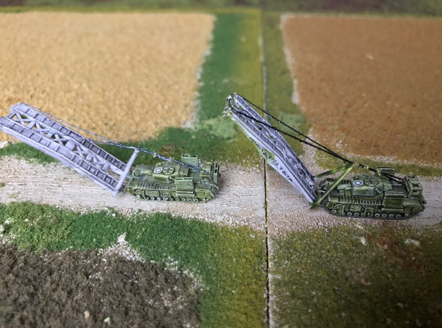 Churchill SBG Bridgelayer 1/285 6mm