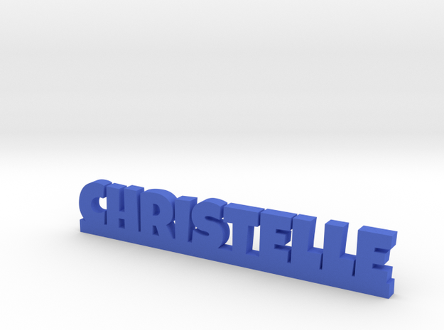 CHRISTELLE Lucky in Blue Processed Versatile Plastic