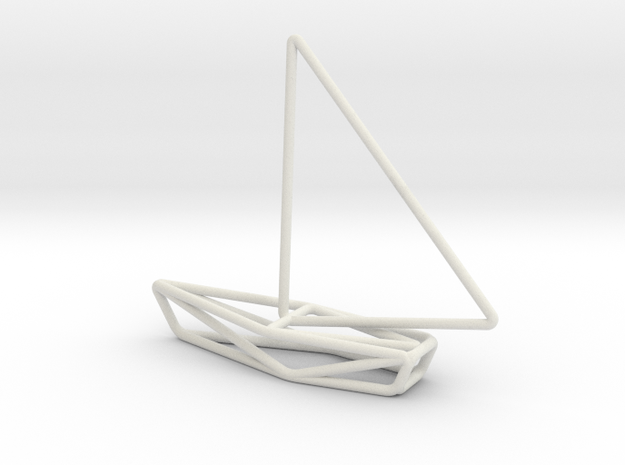 Sailing Boat Scale 1-200